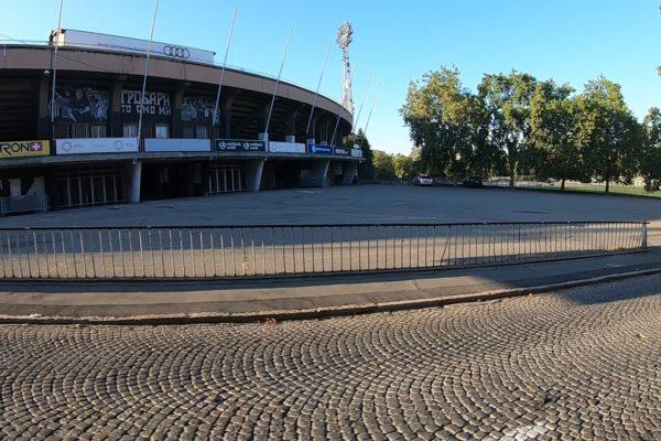 Γήπεδο Παρτιζάν Βελιγραδίου